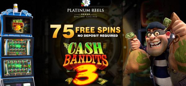 Platinum Reels Casino No Deposit Bonus Codes 2017