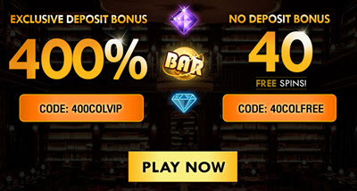 New Vegas Casino no deposit bonus